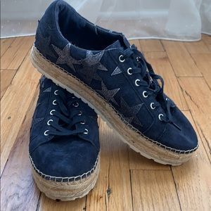 Marc Fisher sneakers/espadrilles